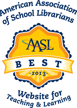American Association of School Librarians - Best 2013