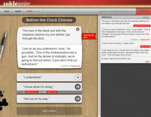 inklewriter screenshot