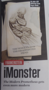 SFX magazine story