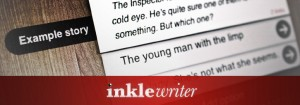 inklewriter in action