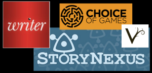 Range of interactive story tools