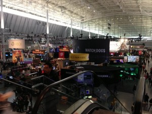 The Main Hall before PAX